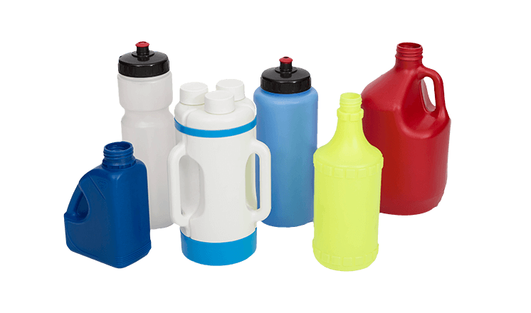 Water bottle or specific container
