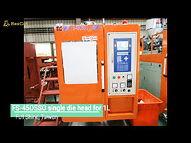 Blow Molding Machine-45OSSO for PP/PE machine for max 1L products