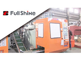 FULLSHINE fight the virus by 3L persil  and 5L Jerry can Disinfection bottles done by the Full shine blow molding machine, Taiwan.
