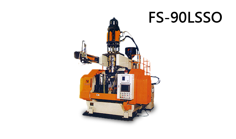 Automatic Blow Molding machine L Series
