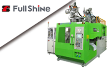 Single die head & Single station & View stripe unit for making20L+ Extrusion Blow Molding Machine