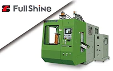 Three die head & Single station for making 250ml + Extrusion Blow Molding Machine