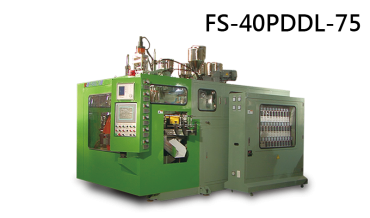 Automatic CO-Extrusion Blow Molding machine P Series